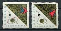 28877) RUSSIA 1966 MNH** Nuovi** Day of Space Research - 2v