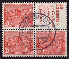 Berlin W 17 gestempelt, geprüft Schlegel BPP, Mi. 85,-