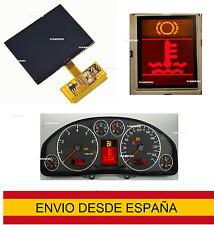 LCD VDO DISPLAY FIS CUADRO VW GOLF 4 PASSAT 3B AUDI A3 SEAT SKODA D1560TOB