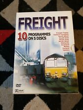Freight 5 Disc Set Dvd
