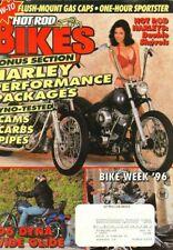 1996 July Hod Rod Bikes Motorcycle Magazine Back-Issue