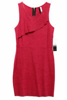 NWT...KENSIE $89 NEW  Sleeveless Knit Sheath Womens Dress Small