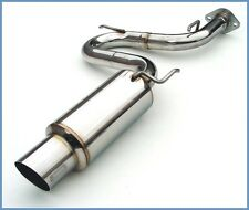 Invidia N1 Cat-Back Exhaust w/ S.S Tip for 2000-2005 Toyota Celica GT GTS