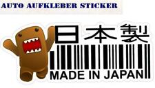 Domo Made in Japan nr3 Colorés Sticker Autocollant Digital JDM Style Tuning