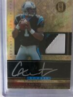 2011 GOLD STANDARD RPA #251 - CAM NEWTON RC Sick Patch on Card Auto 189/325