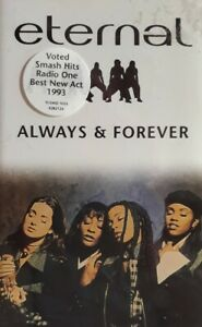 Eternal-Always And Forever Cassette.1993 EMI TCEMD 1053.Stay/Save Our Love+