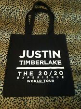 New listing Justin Timberlake ~ The 20/20 Experience World Tour Tote Bag