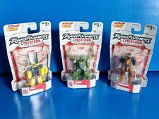 "TransFormers Cybertron Evac Jetfire LeoBreaker Legends 3"" G1 Lot Series TLK MOC"