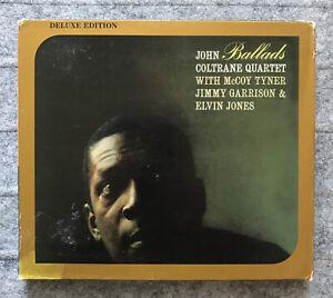 Ballads [Deluxe Edition] by John Coltrane/John Coltrane Quartet (CD, Apr-2002, 2