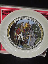 Wedgwood 1972 Children's Stories The Tinder Box Plate Mib
