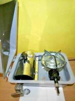 BENZINKOCHER - 3 kW PETROLEUM BENZIN KOCHER OUTDOOR CAMPING TOURIST OFEN PRIMUS
