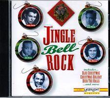 Jingle Bell Rock LASERLIGHT CD Classic Greats JACKIE WILSON FRANKIE AVALON