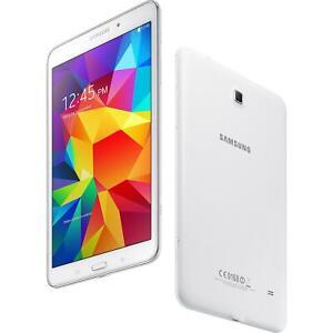 Samsung SM-T330NU Galaxy Tab 4 8.0 Inch 16gb Wifi - White
