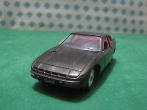 Vintage -  PORSCHE 924  - 1/43 Solido Ref.1051   Mint