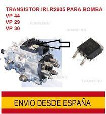 Transistor IRLR2905 reparación bomba inyectora Bosch VP44 VP30 VP29.
