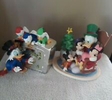 Disney Scrooge Collection, includes two items, great collectables