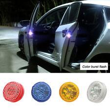 FD07 Car Door Warning Light LED Flash Light Universal Smart 2PCS Wireless Strobe