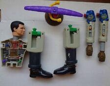 Inspector Gadget Figure McDonald's Happy Meal Toy Disney Part Lot