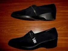White Stag BLACK SHOES WOMEN'S SIZE 8 1/2