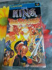 THE KING OF DRAGONS SUPER FAMICOM  NINTENDO