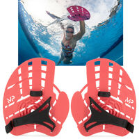 Michael Phelps Strength Paddles Swim Technique Water Training Gear Webbed Fins