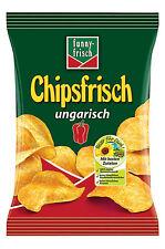 (10,99�'�/kg) Funny Frisch Chips ungarisch 30x 30g