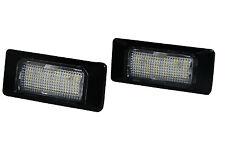 LED Kennzeichenbeleuchtung SMD Kennzeichen für VW Variant Audi Ohne Fehler A563