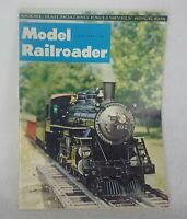 Model Railroader Magazine July 1974