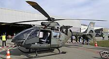 EC-635-P-2 Eurocopter TH05 Helicopter Wood Model Big
