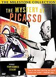 The Mystery of Picasso DVD Clouzot - LIKE NEW - Ships Today