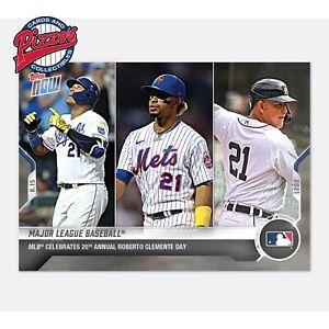 Roberto Clemente Day Major League Baseball 2021 MLB TOPPS NOW Card 810 Presale