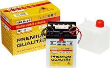 Panther Premium Motorrad-Batterie 50311 CB2,5L-C-2 12V 3Ah 10A/EN + Säurepack