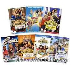The Suite Life Of Zack & Cody + On Deck Complete Collection Box/DVD Sets NEW!