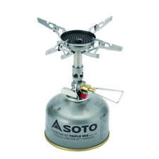 SOTO Windmaster  lightweight camping stove with 4Flex