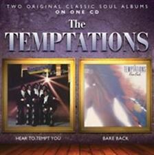 CD de musique Motown The Temptations
