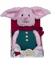 Disney Christopher Robin Collection Winnie the Pooh Piglet Soft Toy - 25cm