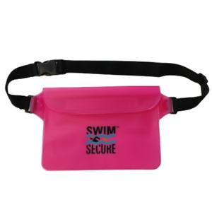 Swim Secure Water Proof Bum Bag - Pink  *NEW*