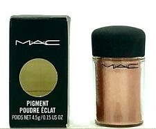 MAC Cosmetics Pigment TAN Eyeshadow Full Size 4.5g/.15oz New in Box Authentic