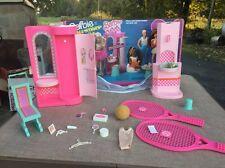 Vintage Barbie All Stars Sports Club Mattel 1989 Accessories #4972