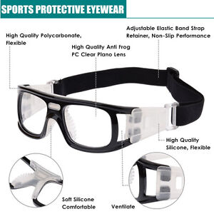"Basketball Soccer Football Sport Protection Eyewear Goggles Eye Safety   ""+"
