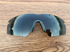 Black polarized Replacement Lenses for oakley M Frame Strike/nose clip