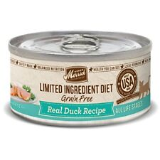 Merrick Limited Ingredient Diet Grain Free Duck Canned Cat Food 5 oz. Case of 24