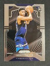 2019-20 Panini Prizm Jarrett Culver Base RC Rookie Timberwolves