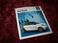 Catalogue / Brochure SMART Forfour 2014 //
