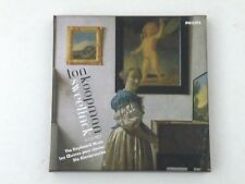 TON KOOPMAN - SWEELINCK KEYBOARD MUSIC - BOX 4 CD + LIBRETTO PHILIPS 2001 -