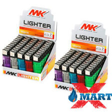 100 MK Classic Full Size Cigarette Lighter Disposable Lighters Wholesale Lot