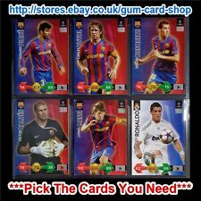 PANINI - CHAMPIONS LEAGUE 2009/2010 SUPER STRIKES *PICK THE CARDS YOU NEED*