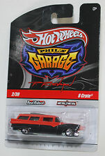 Hot Wheels PHIL'S GARAGE 8 CRATE ORANGE BLACK REAL RIDERS 1:64