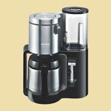 Siemens TC86503 Schwarz 12 Tassen Filter-Kaffeemaschine