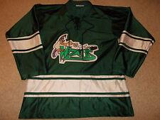 Minnesota Wizards Game Used/Worn Hockey Jersey Aaa